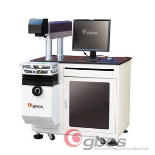 Dp-h50l Metal Laser Marking Machine