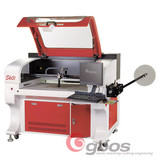 S30/S60 Laser Cutting Machine for Label with Laser Generator