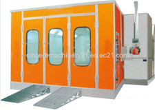 Spray Cabin, Paint Oven, Baking Booth