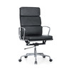 Modern Eames Leather Swivel Office Chair