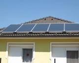 TY-056A  50W Portable Solar System for Home Use