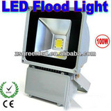 100W Large Power LED Flood Ztl, 120 Degree & 20m View Area