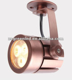 Exhibition, Shop, Gallery, Showroom 3w LED Track Light