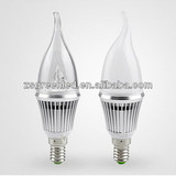 Widely Use 3w LED Candle Light Zhongshan Factory