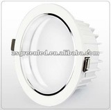 2013 New Design 24w Die-casting LED Downlight