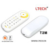 T2M LED touch controller 2.4GHZ RF wireless synchronization/zone color temperature controller