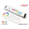 T3M LED RGB controller  2.4GHZ RF wireless synchronization/zone RGB controller