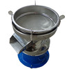 senyou brand stainless steel bread powder vibrating sieve machine