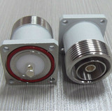 IMD165dBc IP68 Powder Coating Din 7/16 Coaxial Connector