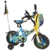 GC-029, Children's Bike, portable saddle, Spider-Man