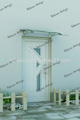 Novel PC Door Canopy