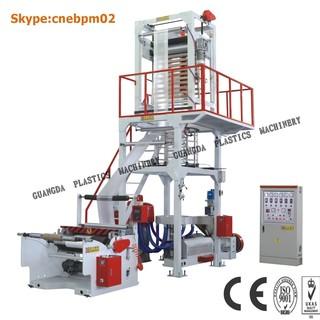Semi-automatic HDPE High Speed Blown Film Machine