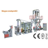 PE Blown Film Rotogravure Printing Line Machine