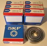 Ball Bearings SKF 6302 Deep Groove Ball Bearings