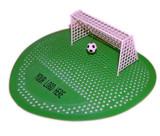 Football Urinal Block Mat and Screens