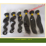 Unprocessed virgin remy hair, Brazilian hair