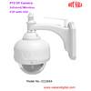 H.264 P2P WiFi High Speed Dome IP Camera