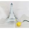 Swarovski diamonds glass Eiffel Tower candle holder