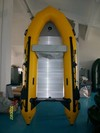 Inflatable Sport Boat/SA365 Aluminium Deck