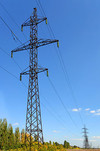 132KV Transmission Line Tower