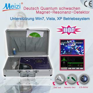Newest Quantum Resonant Magnetic Body Health Analyzer