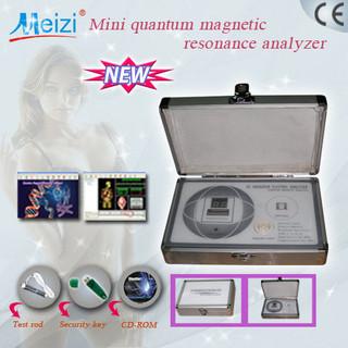 Mini Quantum Resonant Magnetic Body Health Analyzer