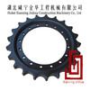 Sprocket for Bulldozer Undercarriage Parts