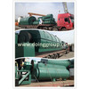 2013 China professional tyre rubber extruder to oil plant