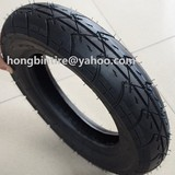Motorcycle Tubless Tire (3.50-10)