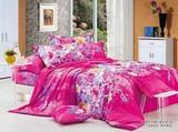 New Design Cotton Printed Bedding Set Fabric
