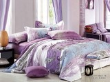 Cotton Reactive Printed Bed Linen/Quilt Cover Fabric
