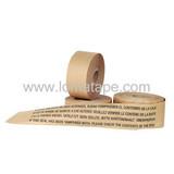 Water Based Acrylic Self adhesive kraft tapes