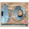 VIT aluminum alloy wire rope pulling hoist winch