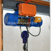 CD1 model Wire Rope Electric Hoist