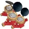 Multi Jet Rotary Vane Wet Type Hot Water Meter