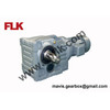K Series Helical Bevel Geared Motors