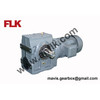 S series Helical-worm Gear Units