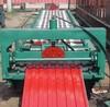 Color Steel Sheet Roller Shutter Door Roll Forming Machine