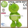Highest demand Custom Plush Frog Toys washable surface