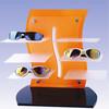 Eyeglasses Display Rack Destop Acrylic Glasses Display