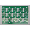 Double-layer PCB HAL Lead-free with side hole
