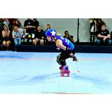 SUGE Indoor Interlocking  Roller Skating Flooring