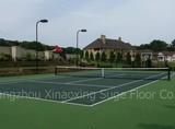 SUGE Outdoor Interlocking Tennis Court Flooring