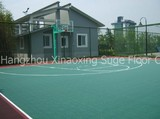 SUGE Outdoor Interlocking Basketball Court Flooring HOT !
