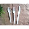disposable PLA cutlery