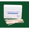 100% biodegradable wooden coffee mix sticks coffee stir stick
