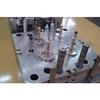 Plastic injection mold for medical syringe