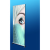 Smart aluminum Roll up banner stand BST1-24