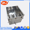 stainless steel tube cooling coil heat exchanger