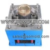 P20,H13,S136 1 cavity plastic mold with hot runner